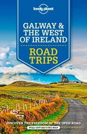 Lonely Planet Galway & the West of Ireland Road Trips Travel Guide | Paperback Book
