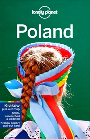 Lonely Planet Travel Guide : Poland 9th Edition | Paperback Book
