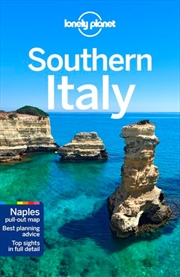 Lonely Planet Southern Italy Travel Guide | Paperback Book