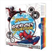 Spider-Man: Adventures Collection | Hardback Book
