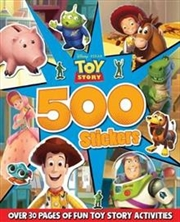 Toy Story: 500 Stickers | Paperback Book