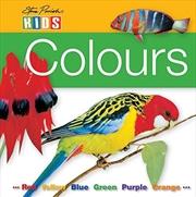 Colours   Board Book
