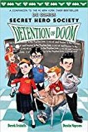 Detention Of Doom (dc Comics: Secret Hero Society #3) | Paperback Book