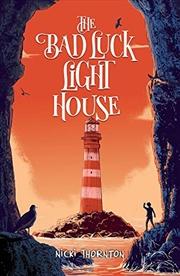 The Bad Luck Lighthouse (seth Seppi Mystery)   Paperback Book