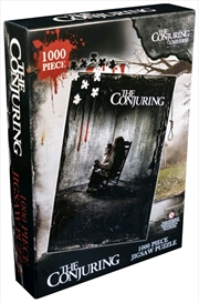 The Conjuring - Conjuring Universe 1000 piece Jigsaw Puzzle | Merchandise