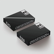 Exo The 6th Album Obsession - (EXO & X-EXO Ver.) | CD