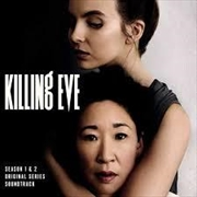 Killing Eve - Season One And Two | CD