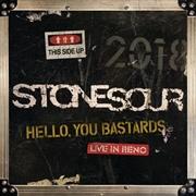Hello You Bastards - Live In Reno | CD