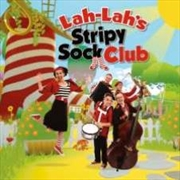Lah Lahs Stripy Sock Club | CD