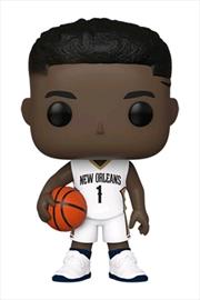 NBA: Pelicans - Zion Williamson Pop! Vinyl | Pop Vinyl