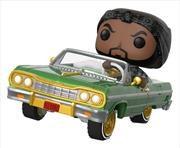 Ice Cube - Ice Cube in Impala Pop! Ride | Pop Vinyl