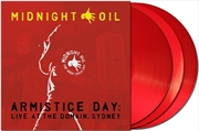 Armistice Day - Live At The Domain Sydney | Vinyl