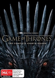 Game Of Thrones - Season 8 | DVD