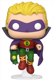 Green Lantern - Green Lantern Alan Scott Classic Specialty Series Exclusive Pop! Vinyl | Pop Vinyl