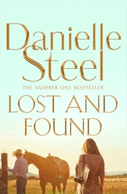 Lost And Found | Paperback Book
