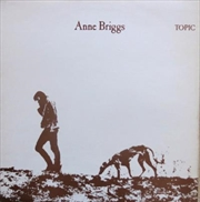 Anne Briggs - Limited Edition Gold Coloured Vinyl | Vinyl