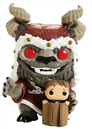 Krampus - Hooded Krampus US Exclusive Pop! Vinyl [RS] | Pop Vinyl