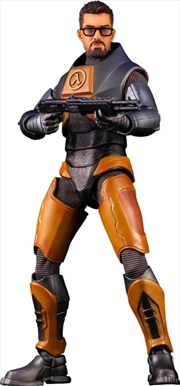 "Half Life 2 - Gordon Freeman 12"" Action Figure 