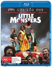 Little Monsters | Blu-ray