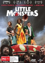 Little Monsters | DVD