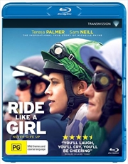 Ride Like A Girl | Blu-ray