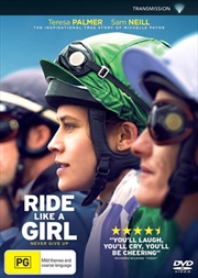 Ride Like A Girl | DVD