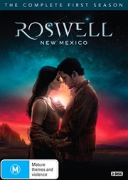 Roswell, New Mexico - Season 1 | DVD