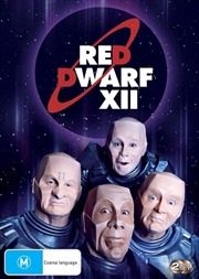 Red Dwarf - Series 12 | DVD