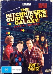 Hitchhikers Guide To The Galaxy, The | DVD