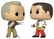 Happy Gilmore - Happy & Bob Barker Pop! 2-pack | Pop Vinyl