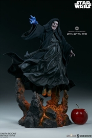 Star Wars - Darth Sidious Mythos Statue | Merchandise