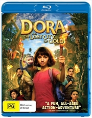 Dora And The Lost City Of Gold | Blu-ray