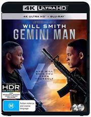 Gemini Man | Blu-ray + UHD | UHD