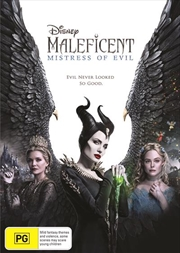 Maleficent - Mistress Of Evil | DVD