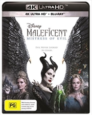 Maleficent - Mistress Of Evil | Blu-ray + UHD | UHD