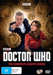 Doctor Who - Series 8 | DVD