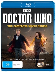 Doctor Who - Series 9 | Blu-ray