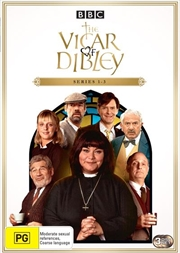 Vicar Of Dibley - Series 1-3 | Boxset, The | DVD