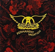 Permanent Vacation - Limited Edition Red Marble Coloured Vinyl   Vinyl