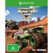 Monster Jam Steel Titans | Nintendo Switch