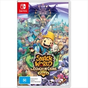 Snack World Dungeon Crawl Gold | Nintendo Switch