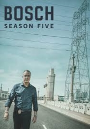 Bosch - Season 5 | DVD