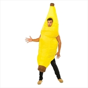 Banana Inflatable Adult Costume | Apparel