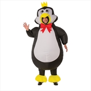 Penguin Inflatable Adult Costume | Apparel