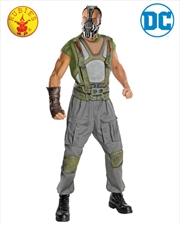 Bane Deluxe Costume - Size XL | Apparel