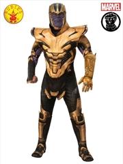 Avengers Endgame Thanos Deluxe Adult Costume - Standard | Apparel