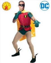 Batman 1960's Robin Collector's Edition Adult Costume - XL | Apparel