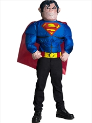 Superman Inflatable Top - One Size Fits Most   Apparel