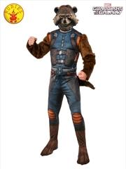 Avengers: Endgame Deluxe Rocket Raccoon Adult Costume: XL | Apparel