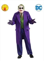 Joker Deluxe Costume: Plus Size | Apparel